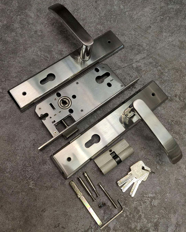 inox 304 door locks
