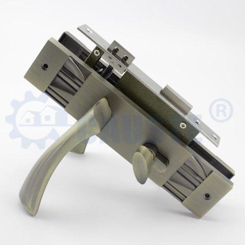 door handles on square plate door handle manufacturers