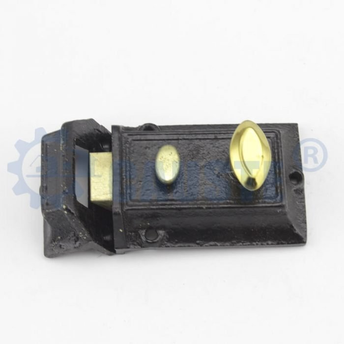 Traditional Rim Cylinder Night Latch 60mm Backset Rim Night Latch Bird Lock