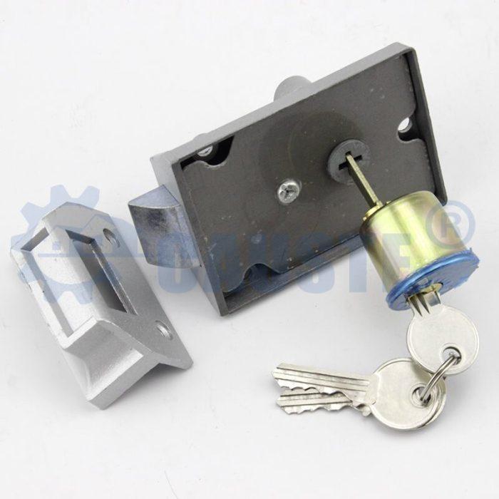 Brass Latch Antique Locks With Keys Night Latch Deadbolt Rim Lock