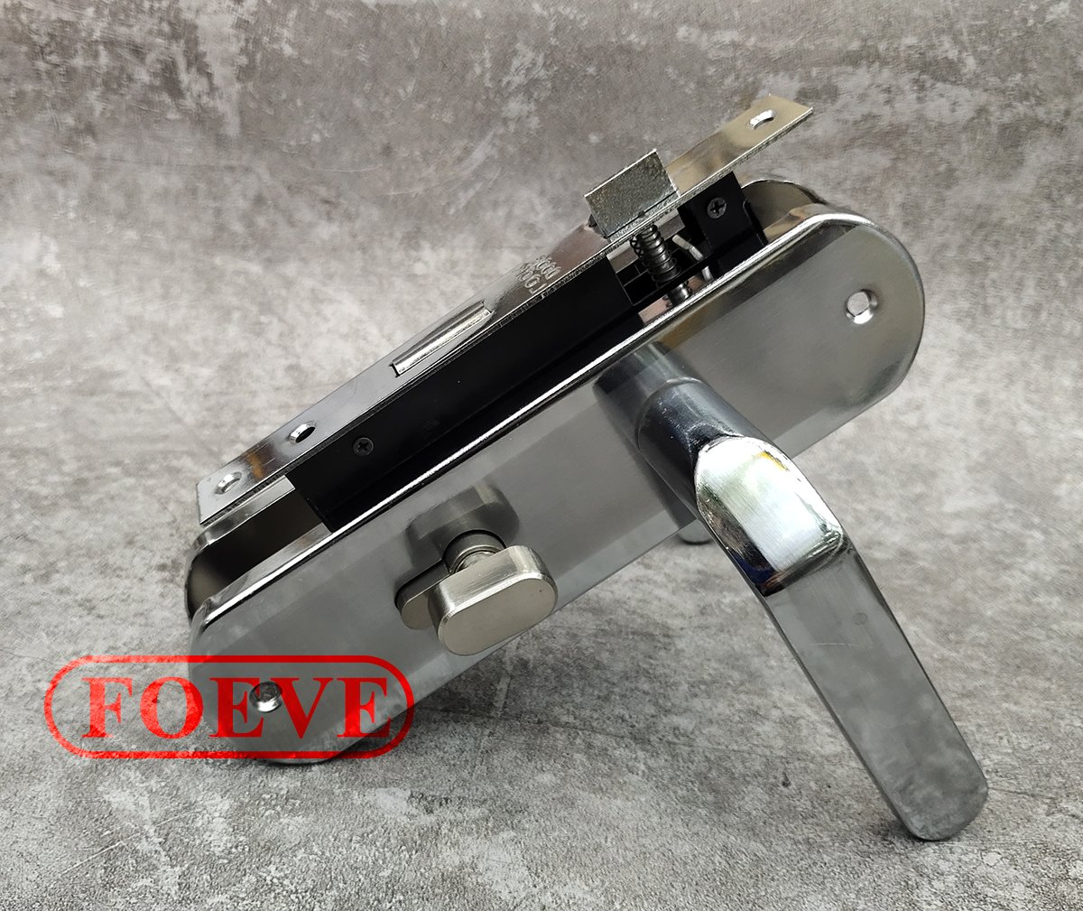 causte iron door locks 5845