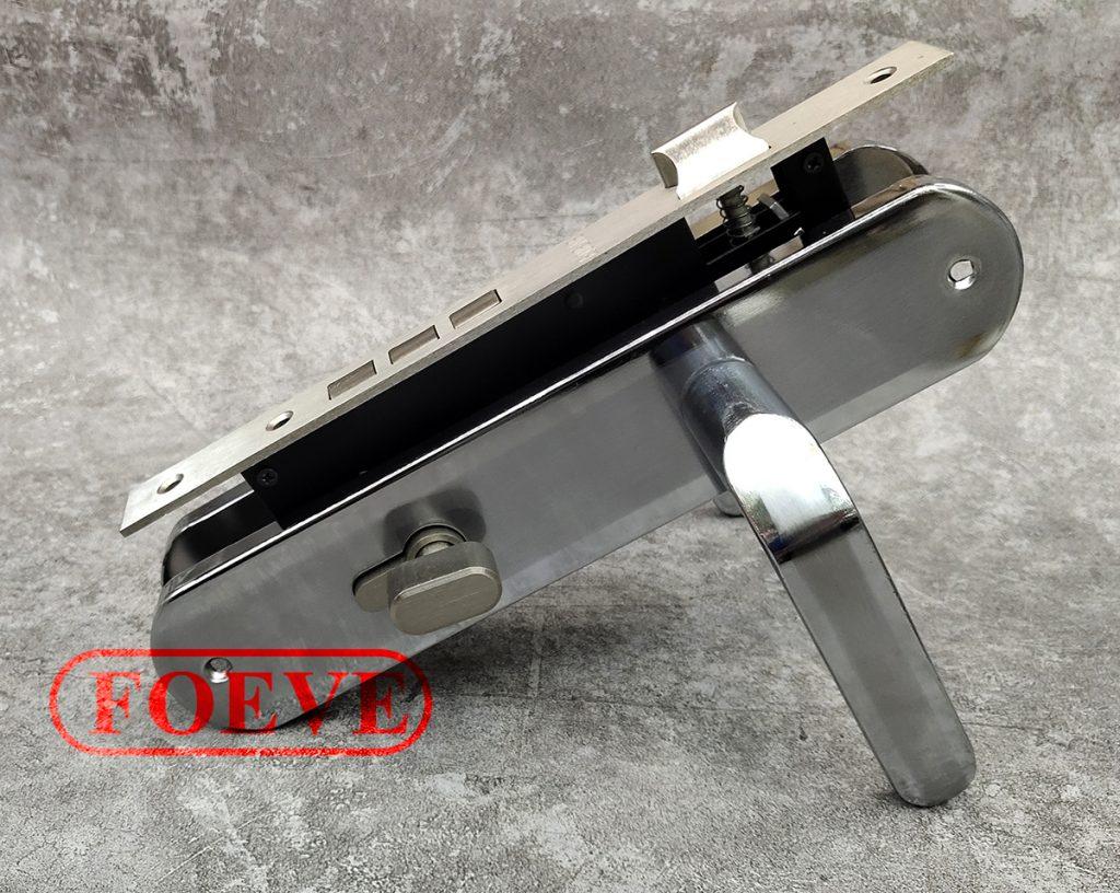 causte iron door locks 8545