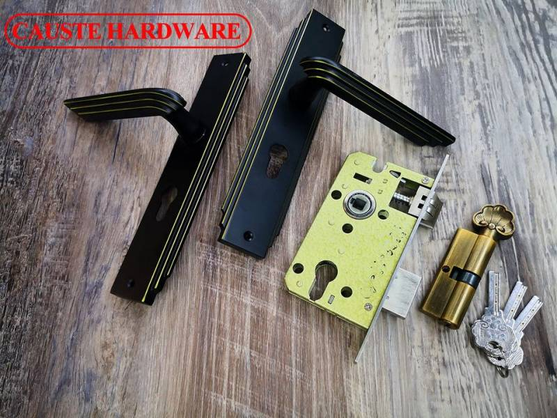 Full zinc alloy pakistan door locks