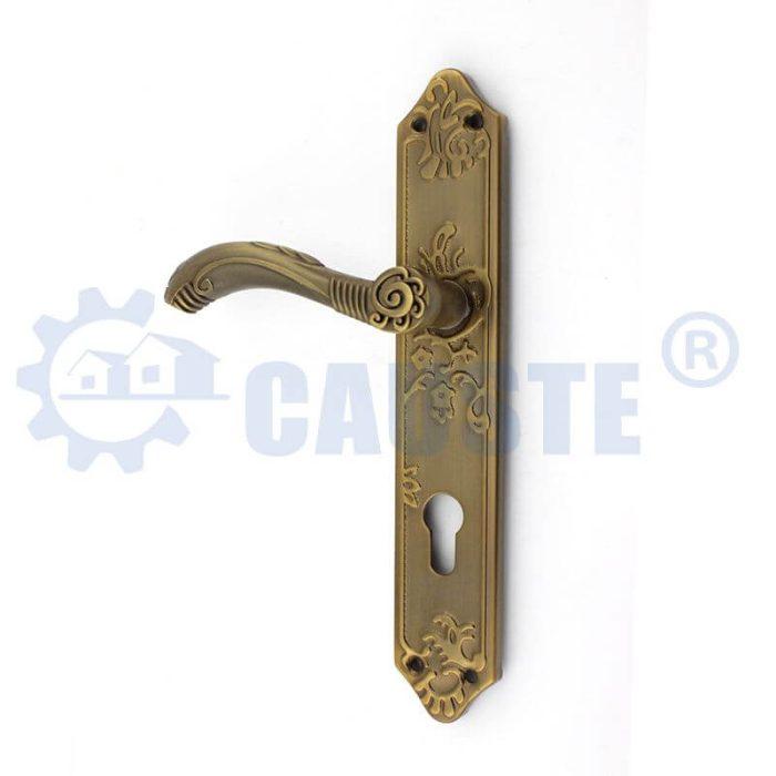 iron panel aluminum handle 85347